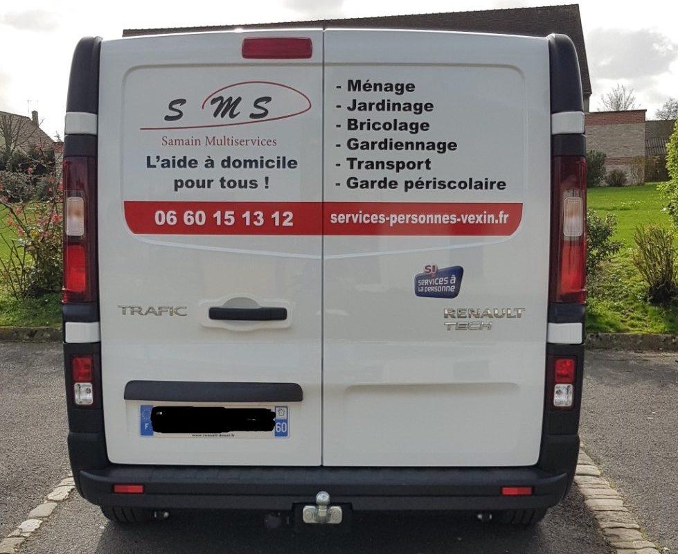 Aide à domicile secteur Chaumont-en-Vexin